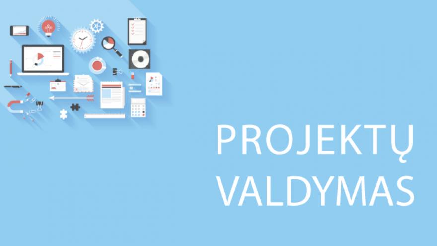 Mokymai: projektų valdymas