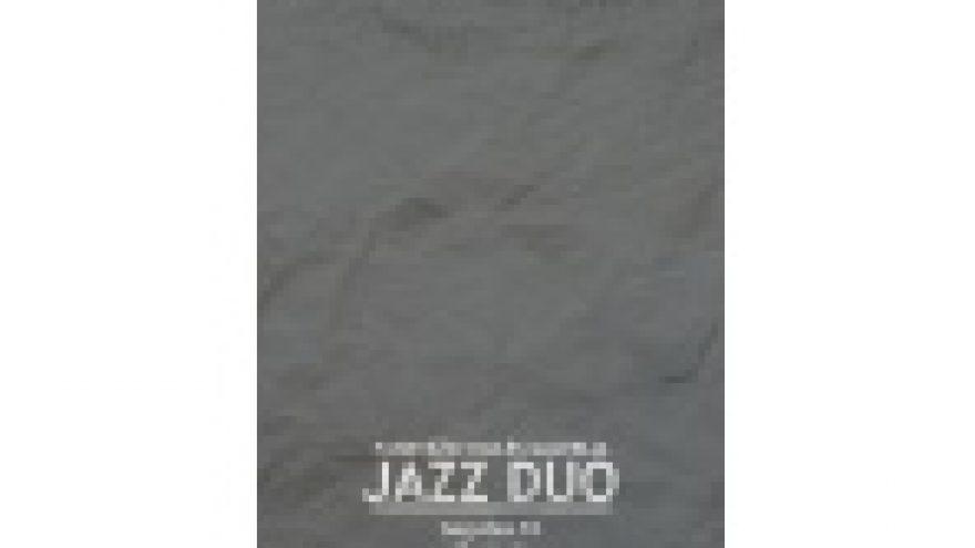 """Džiazo muzikos vakaras """"JAZZ DUO"""""""