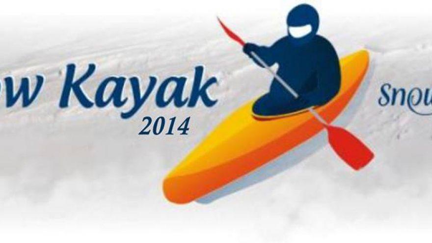 """Snow Kayak"" 2014"
