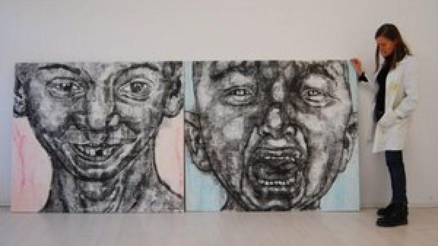 """""""Ramybės"""" galerijoje atidaroma Eglės Kuckaitės paroda"""