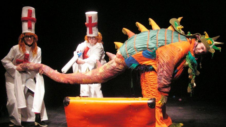 """""""Mažojo dinozauriuko istorija"""""""