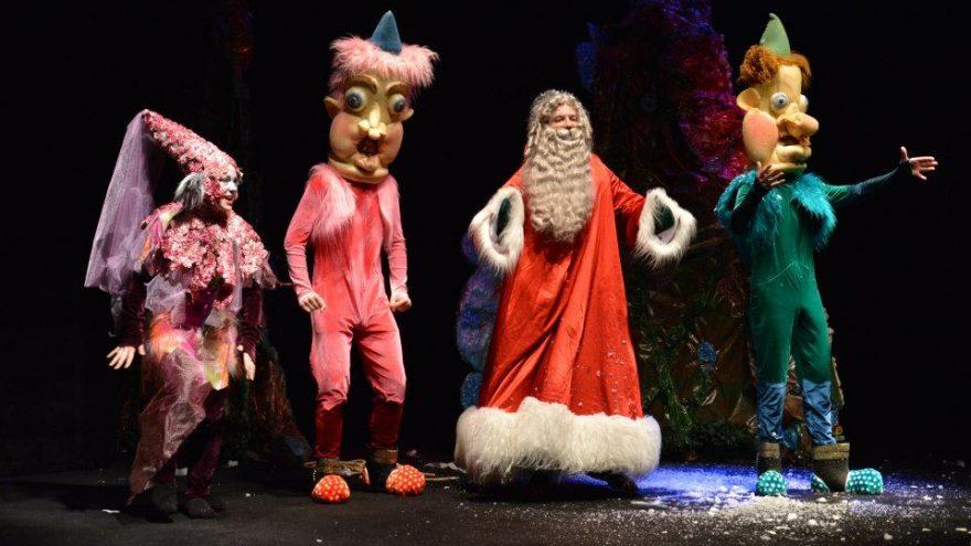Raganiukės teatras: Tikroji Kalėdų senelio istorija