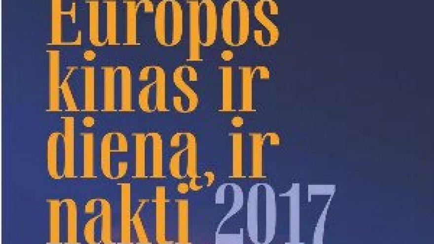 """Festivalis """"Europos kinas ir dieną, ir naktį"""""""