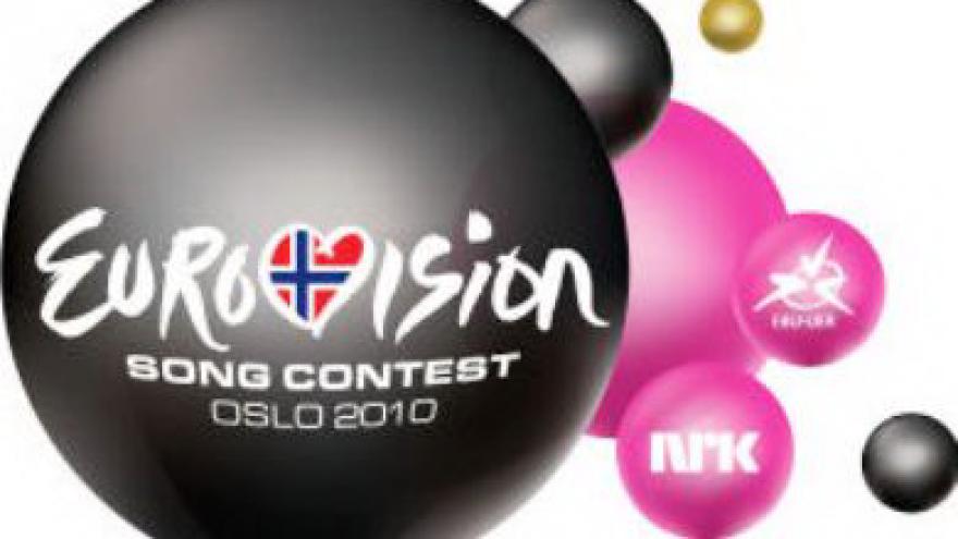Eurovizijos transliacija dižiajame vaizduoklyje