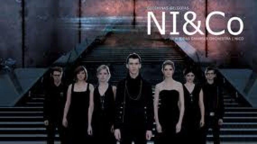 GG' NI&Co video – koncertas