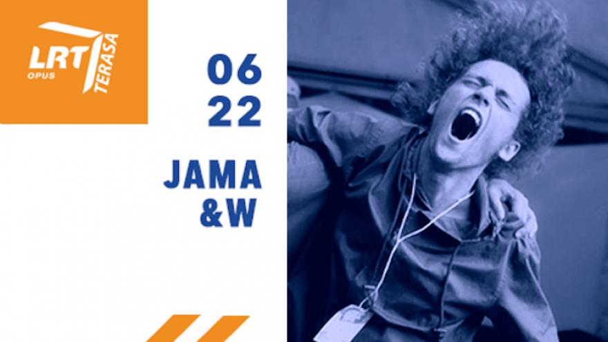 jama&W | LRT Opus terasa