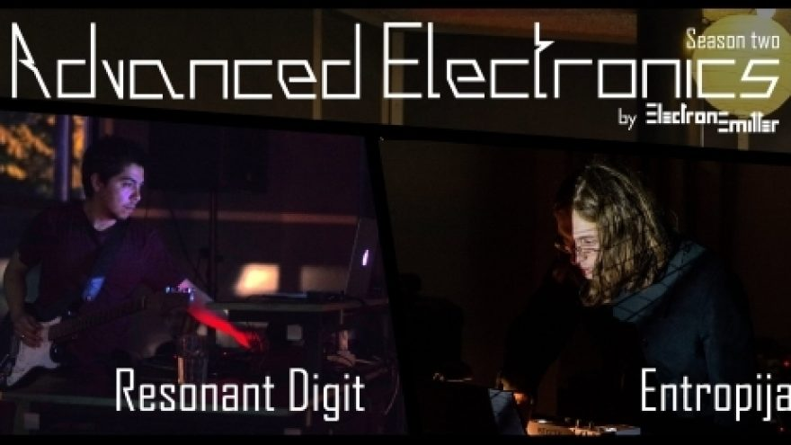 Advanced Electronics: Resonant Digit, Entropija