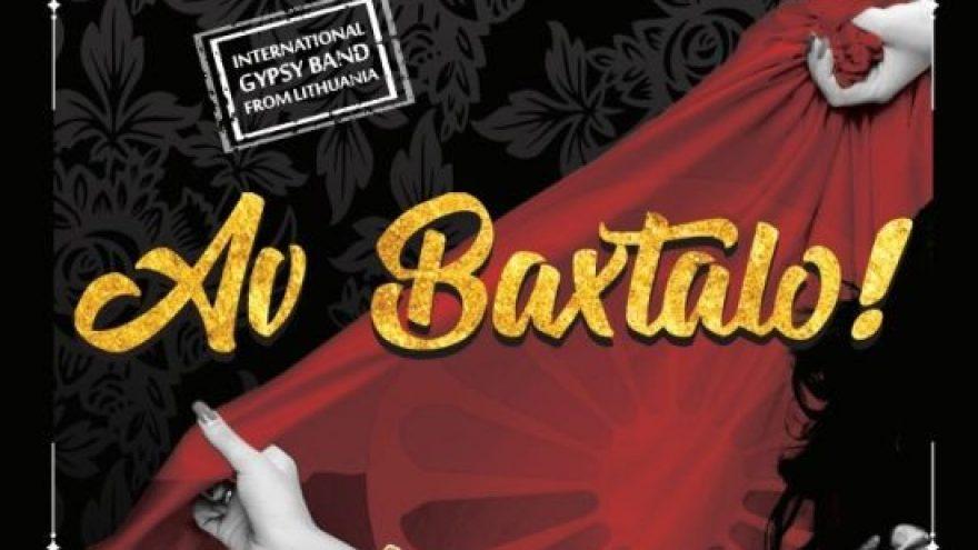 Sare Roma albumas Av Baxtalo!