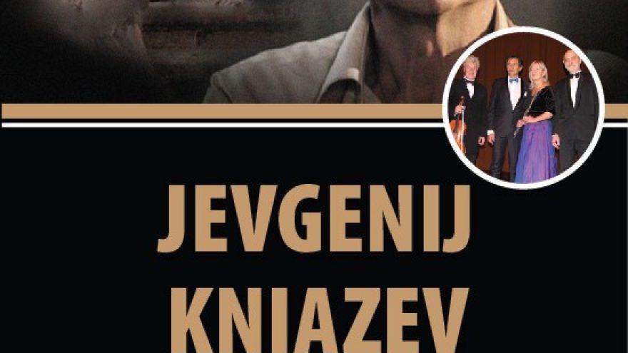 """Spektaklis KAZANOVA JEVGENIJUS KNIAZEVAS ir ansamblis """"ViILNIAUS ARSENALAS"""""""