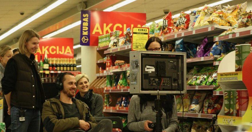 """I. K. Skirmantaitė apie kino kastingo režisieriaus profesiją ir """"Šventojo"""" aktorių atranką"""