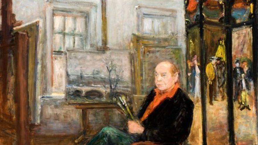"""Paroda """"Arbit Blatas (1908–1999): nuo Kauno iki Niujorko"""""""