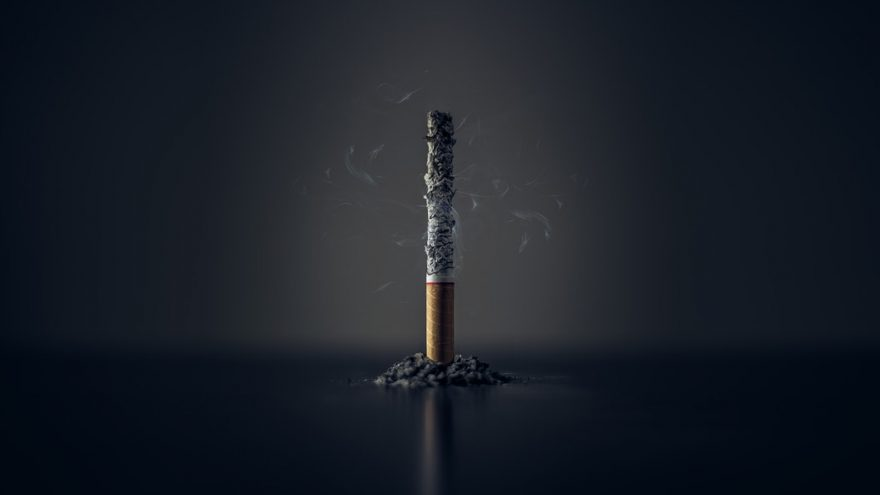 Nerūkyk – gyvenk sveikiau