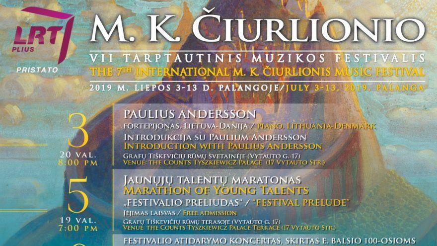 VII tarptautinis M. K. Čiurlionio muzikos festivalis