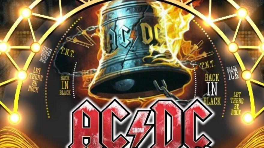 """(PERKELTAS) (Klaipėda) AC/DC Tribute Show su simfoniniu orkestru """"HIGHWAY TO SYMPHONY"""""""