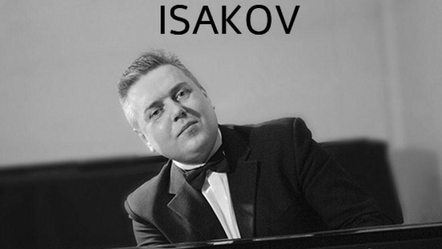 "ALEKSANDR ISAKOV ""MĖNULIO SONATA"""