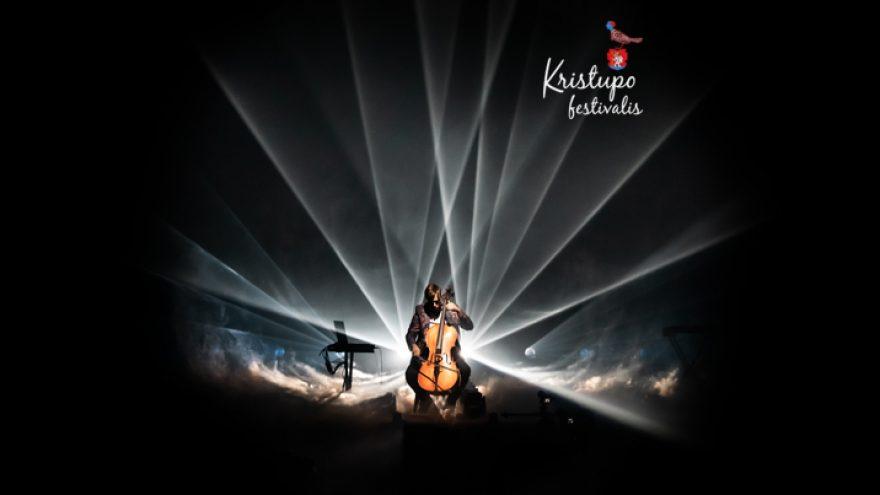 Kristupo festivalis: FUTURE CELLO / Justas Kulikauskas