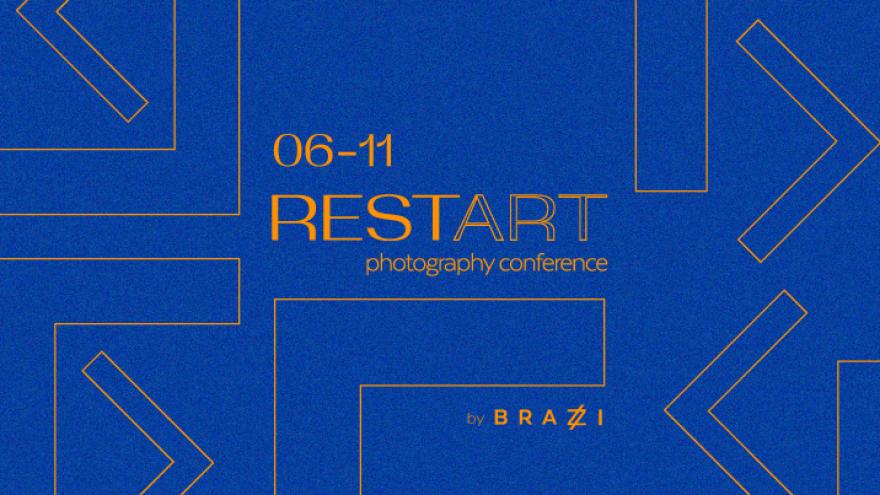 Online: Restart. Fotografijos konferencija