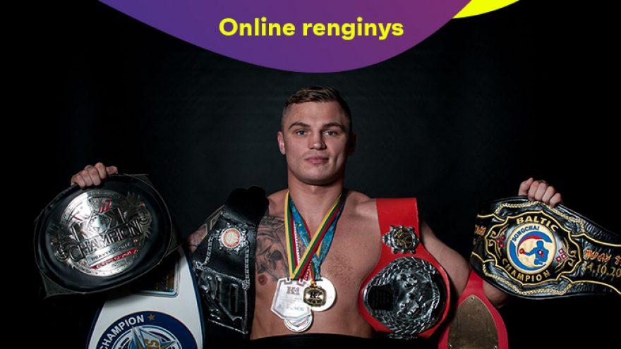 Online: Sergej Maslobojev pamokos