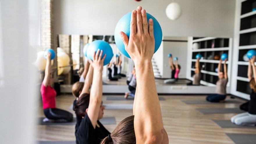 Sveikatingumo treniruotės iš namų