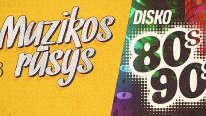 Disko 80s – 90s