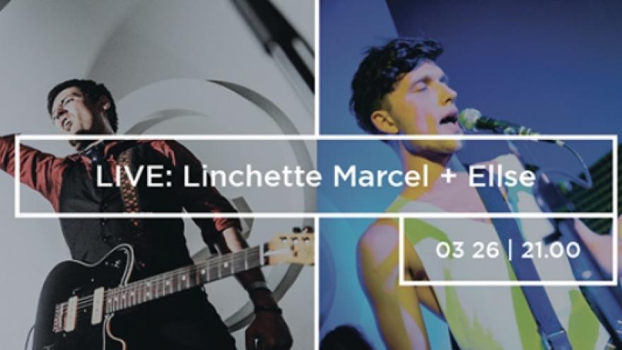 Linchette Marcel + Ellse – koncertas