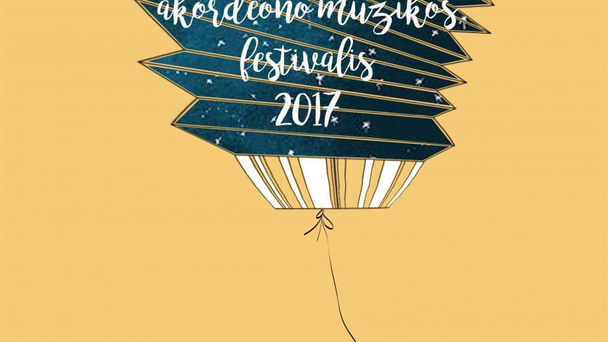Birštono akordeono muzikos festivalis 2017