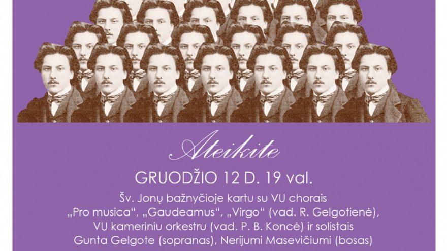 """""""Klasika visiems"""" 2015 – G. Fauré """"Requiem"""""""