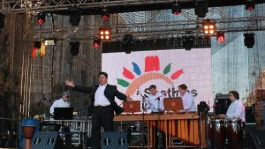 Pažaislio muzikos koncertas – Besame Mucho