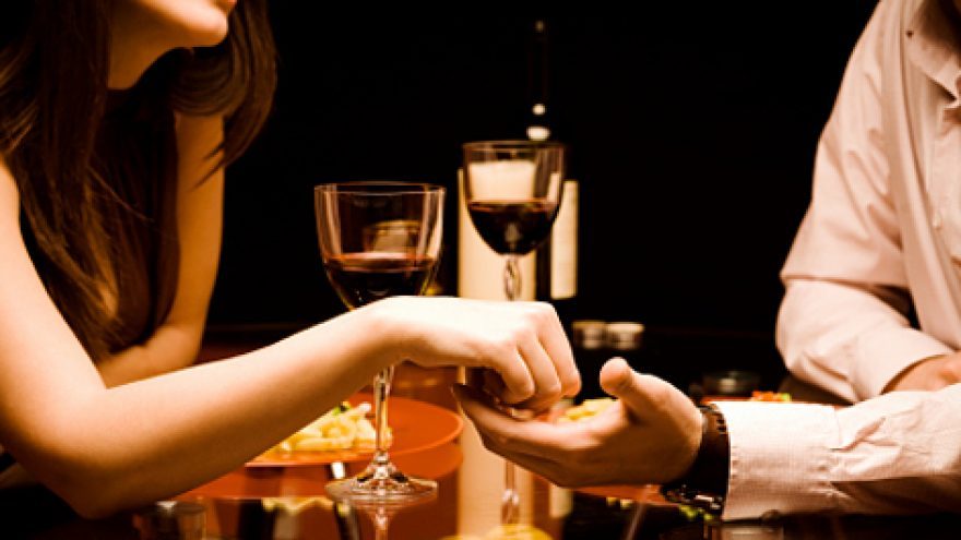 Valentino diena su Franku Sinatra restorane