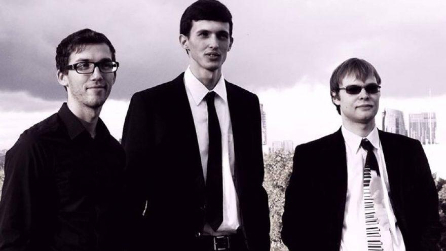 DŽIAZO TREČIADIENIS: RMSC Trio
