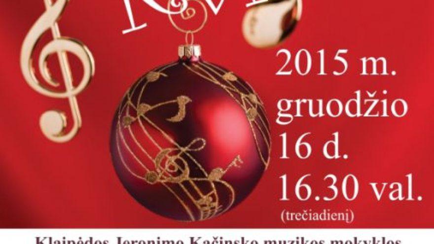 """Koncertas """"Šv. Kalėdų belaukiant…"""""""