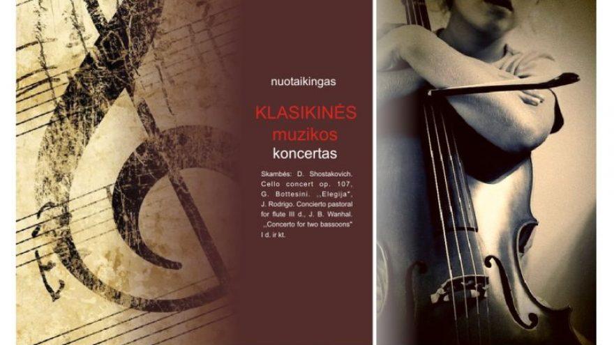 Klasikinės muzikos koncertas