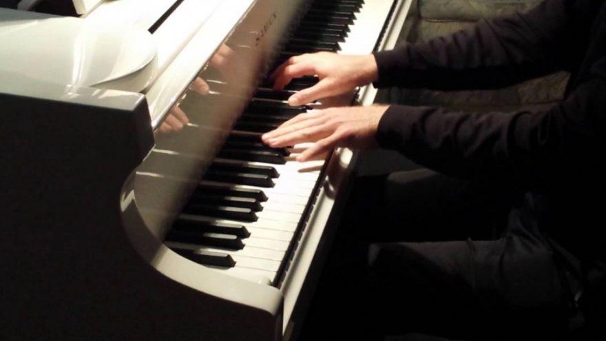 Fortepijono muzikos vakaras