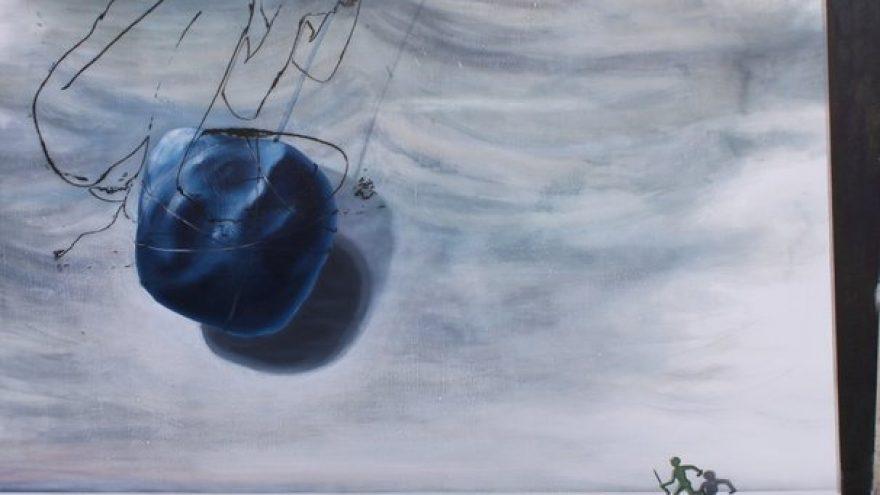 """M.Furmanavičiūtės tapybos paroda  """"Kintanti Tapati"""""""