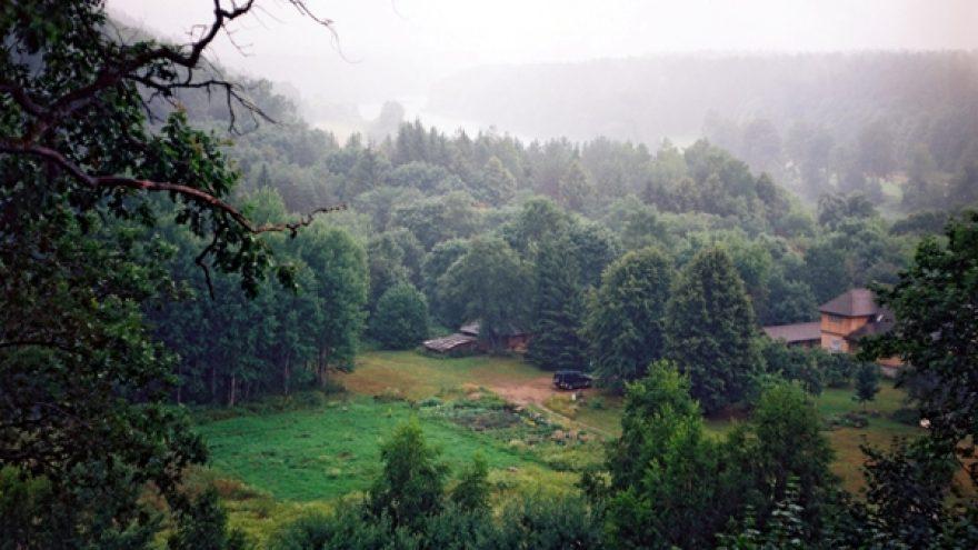 """Kūrybinė stovykla """"Gamta, menas ir maistas"""