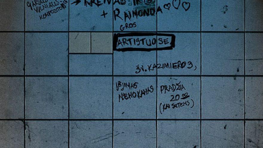 Autorinis Kreivo ir Raimondos koncertas