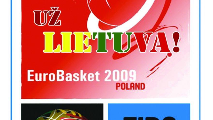 """""""Euro Bastket 2009"""""""