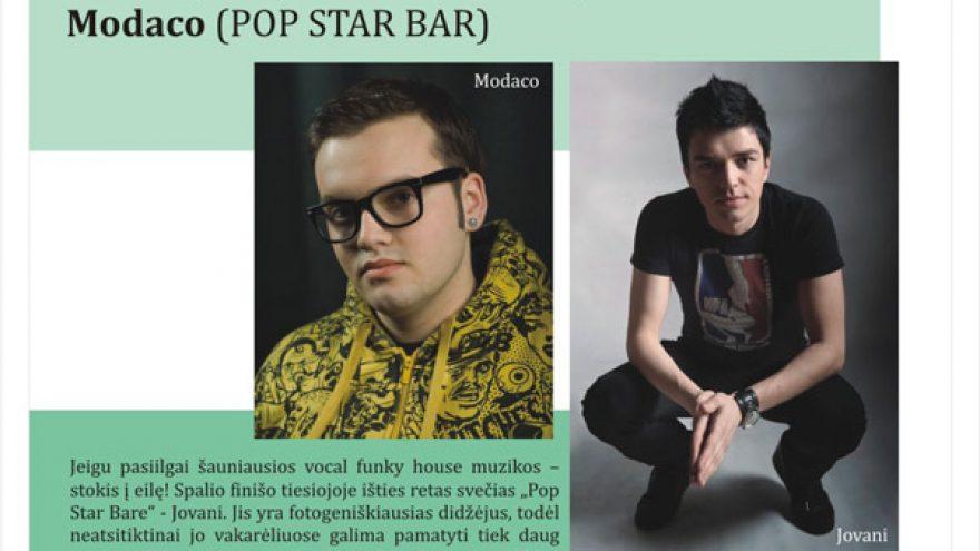 POP STAR FRIDAY