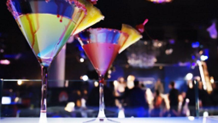 """Coctail party"""