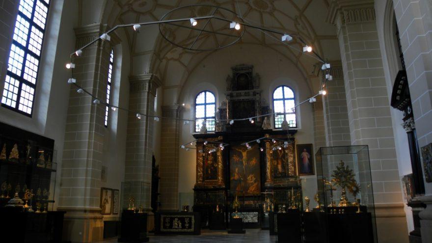 Muziejų naktis Bažnytinio paveldo muziejuje