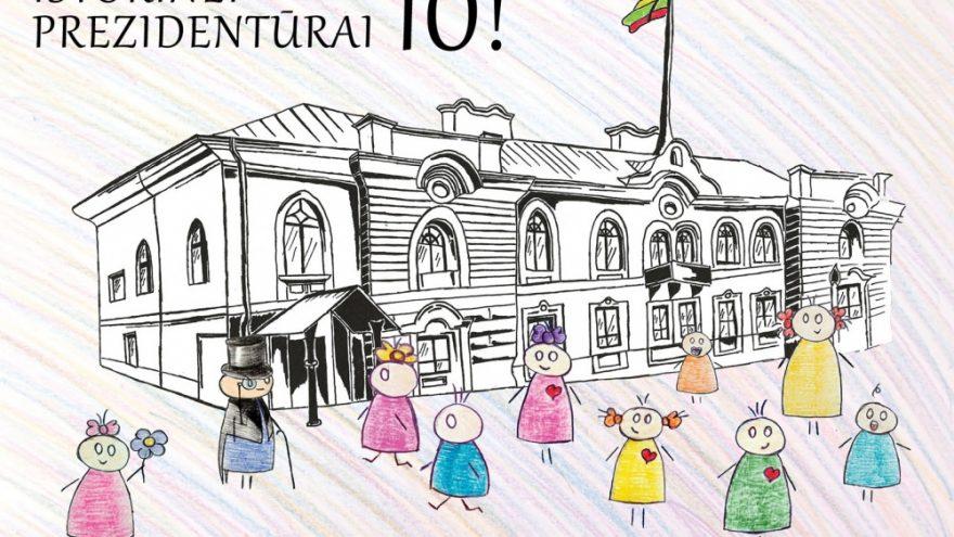 Istorinei Prezidentūrai Kaune – 10