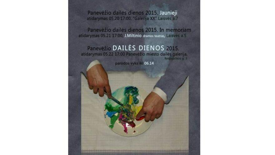 Panevėžio dailės dienos'2015