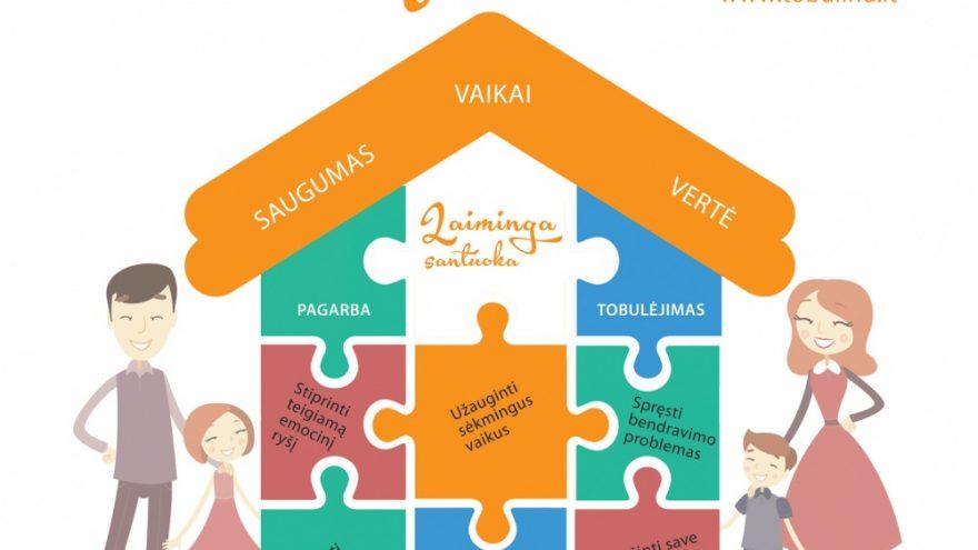 Seminaras poroms – Kaip išlaikyti darnius santykius poroje