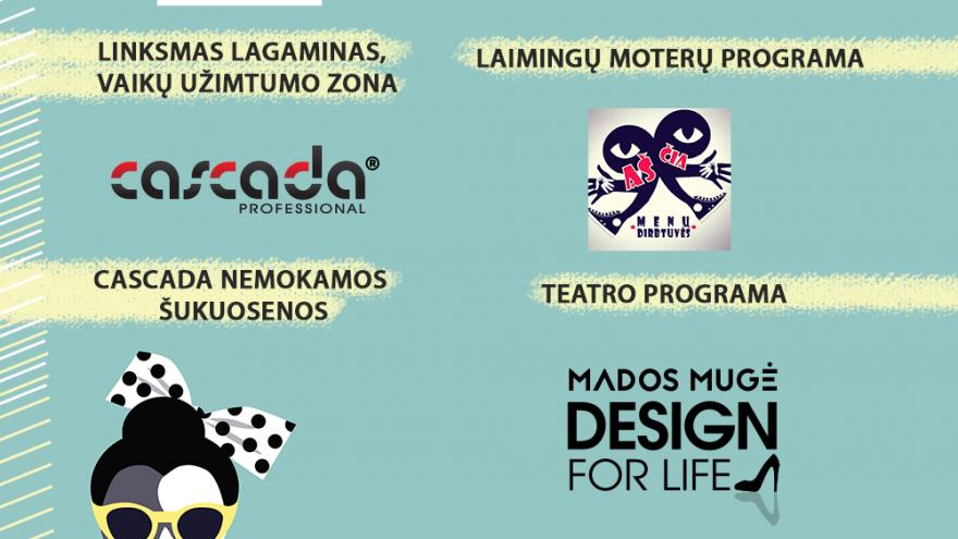 """Mados mugė ,,Design for life"""" Klaipėda"""