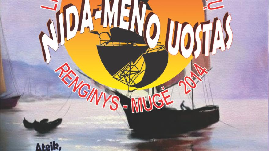 """""""Nida – meno uostas 2014"""""""