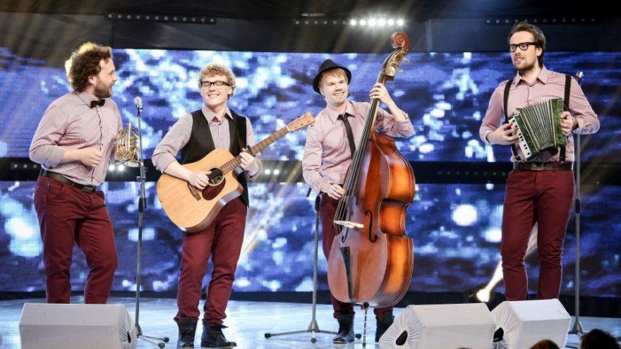 """Grupės """"SAULĖS BROLIAI"""" koncertas 02.23"""