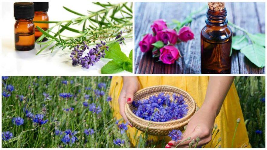 """""""Aromaterapija moters grožiui ir sveikatai"""""""
