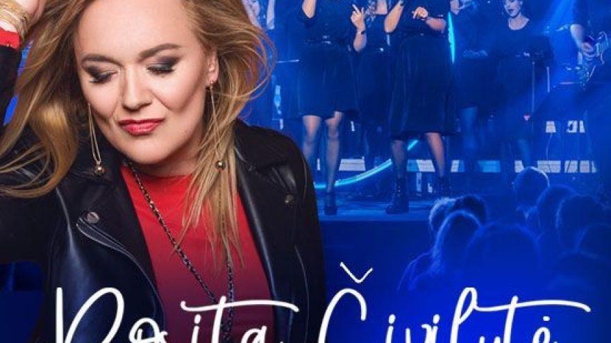 Rosita Čivilytė ir All Stars Gospel Choir. Naujametinis gyvo garso koncertas | Klaipėda