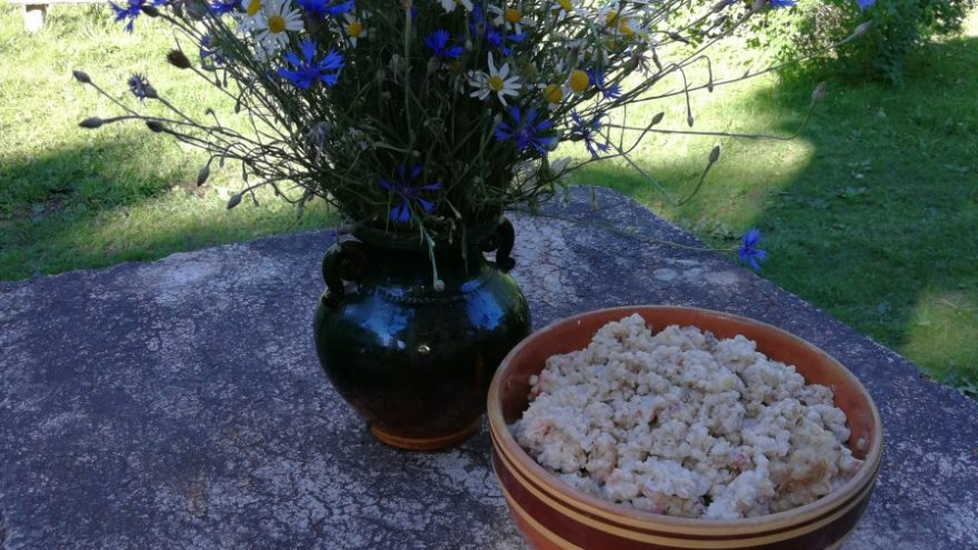 Tasting of traditional Kurzeme porridge – koča in Padure manor