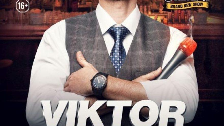 VIKTOR KOMAROV STAND UP